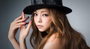 安室奈美恵髪型