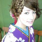 【成人式髪型】2017年の最強編み込みアレンジ15スタイル☆