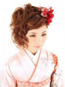 成人式髪型サイド10