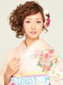 成人式髪型サイド2