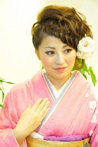 成人式髪型サイド5