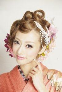 成人式髪型サイド7