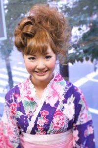成人式髪型11