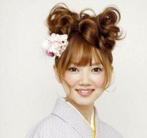 成人式髪型4