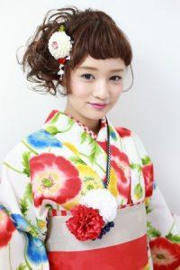 成人式髪型8