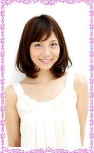 相武紗季髪型3