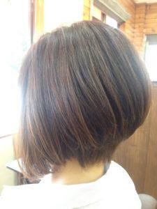 相武紗季髪型6