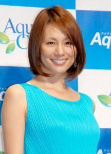 米倉涼子髪型4