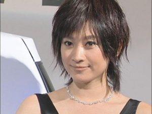 篠原涼子髪型