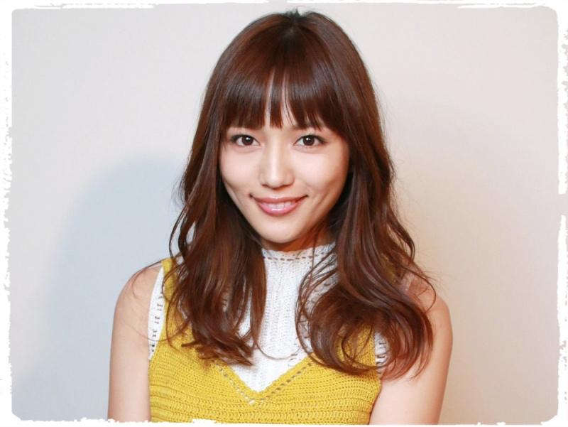 川口春奈髪型3