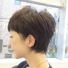 40代髪型可愛い