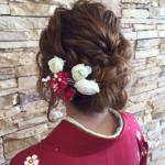 【成人式 髪型】ミディアムの編み込みアレンジの決定版♡友達に差をつけるアレンジ特集