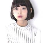 【丸顔さん】前髪はあり、前髪なしどっちが似合う?おでこ別前髪の選び方♡