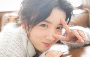 永野芽郁髪型ひるなかロング