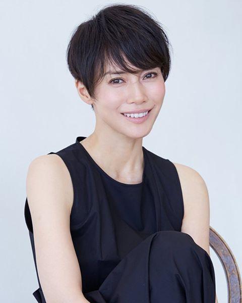 中谷美紀,髪型,ベリーショート