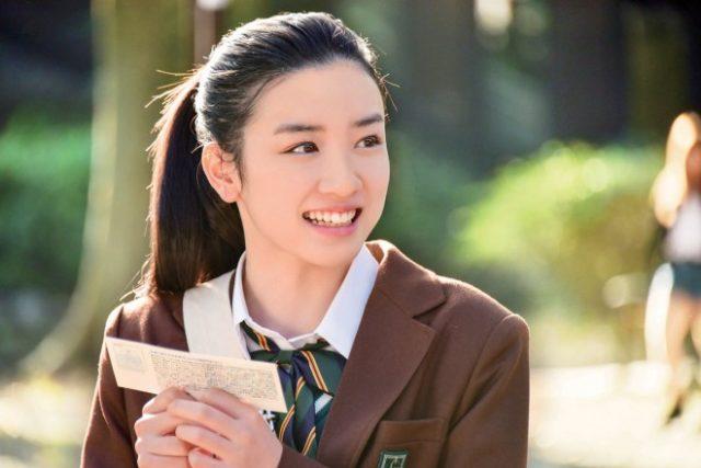 永野芽郁,髪型,ひるなか,ロング