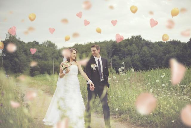 結婚式,ヘアアレンジ,不器用,簡単